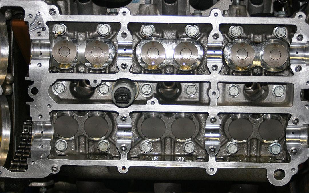 Vario-Cam-Plus: defekte Hydrostößel lokalisiert und erneuert