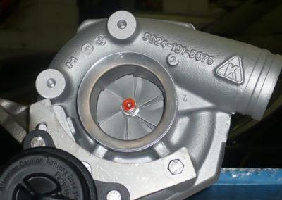 Spezial Turbolader 996 Turbo oder TTF BI Turbo