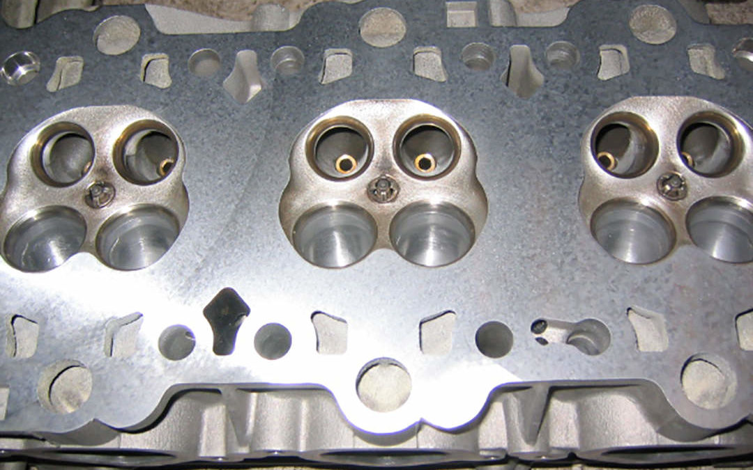Zylinderkopfbearbeitung Porsche 996